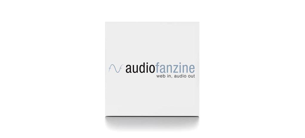 Article sur le site Audiofanzine