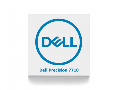 DELL precision 7710 occasion à Montpellier